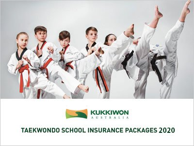 Kukkiwon Insurance Packages